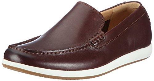 Clarks Men's Newton Drive Leather Shoes