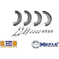 Meyle - Kit de montaje de zapatas de freno de mano, Ref. 314 042 0006/S