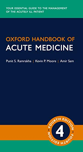 Oxford Handbook of Acute Medicine (Oxford Medical Handbooks) (English Edition)