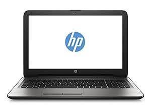 "HP 15-ba039nl Notebook, Processore APU AMD Quad-Core A8-7410, RAM 8 GB, HDD da 1 TB, Schermo HD da 15.6"", Scheda Video AMD Radeon R5 M430 con 2 GB dedicati, Argento"