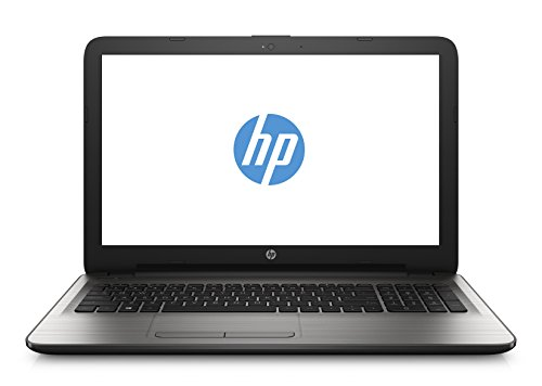 "HP 15-ba039nl Notebook, Processore APU AMD Quad-Core A8-7410, RAM 8 GB, HDD da 1 TB, Schermo HD da 15.6"", Scheda Video AMD Radeon R5 M430 con 2 GB dedicati, Argento"