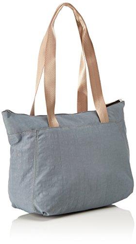 Gerry Weber Damen Sunshine Shopper Lhz Schultertasche, 12x42x31,5 Cm Blau (azzurro)