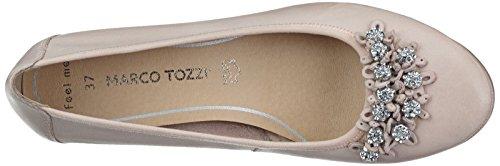 Marco Tozzi Premio 22311 Damen Pumps Pink (Rose 521)