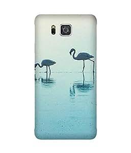 Water Samsung Galaxy Alpha Case
