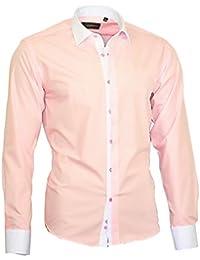 meet 1aad6 8e0ac Suchergebnis auf Amazon.de für: Hemd Weißer Kragen - Hemden ...