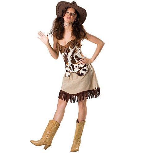 Rock Country Kostüm, 40 (Country Und Western Kostüme Zu)