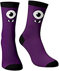The souled store Cotton and Printed mens womens, Boys and girls Monster Socks