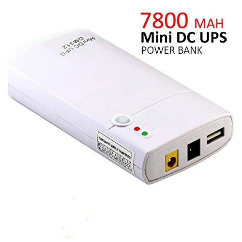 Inepo Mini UPS Inepo GM312, Gruppo di continuità con batteria incorporata da...