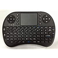 Arabic/English Layout Mini I8 2.4G Wireless 92 Keys Keyboard with Touchpad for Google TV Box/PS3/PC