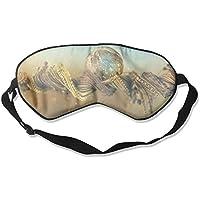 Sleep Eye Mask Wave Forms Abstract Lightweight Soft Blindfold Adjustable Head Strap Eyeshade Travel Eyepatch E15 preisvergleich bei billige-tabletten.eu