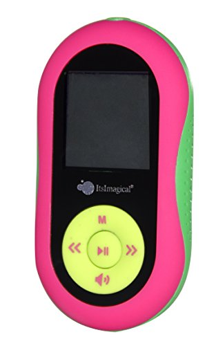 itsImagical 83920 - Mp4 Player, Spielzeug, rosa
