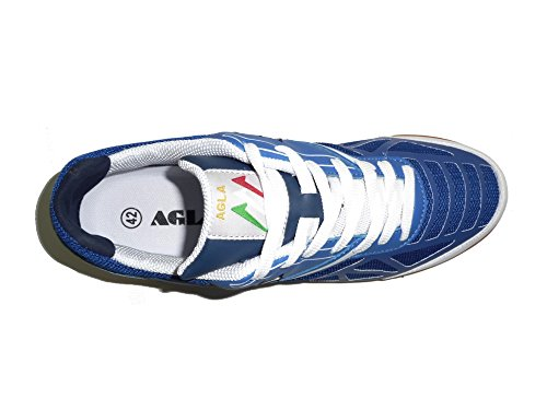 AGLA PROFESSIONAL FANTHOM PRIME INDOOR scarpe calcetto Navy