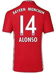 Trikot Adidas FC Bayern München 2016-2017 Home