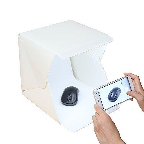 Gleading 24x23x22.6 cm Kit Tienda Mini Cubo Estudio