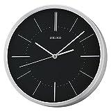 Best Seiko horloge - Seiko Horloge Murale en Aluminium, Aluminium, Argent, 6x Review