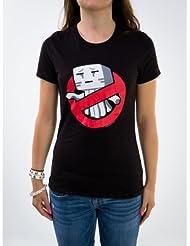 Minecraft T-shirt (Femme)–ghastbusters