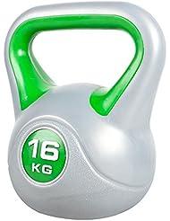 Gorilla Sports Kettlebell Stylish, 16Kg, 10000345;32