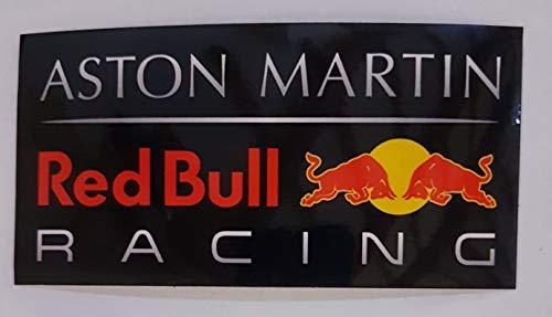Aston Martin - Red Bull Racing - Official F1 Souvenir Vinyl Sticker - 2019
