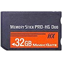 Tarjeta Memory Stick Pro Duo de YI XUAN, 32GB, MS, para consola Sony PSP 1000/2000/3000