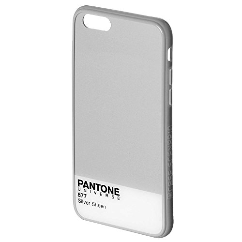 PA-IP6S Case Scenario Pantone Universe MGLD-Schutzhülle für iPhone, 6-Parent, gold, iPhone 6 silber