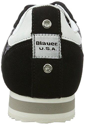 Blauer USA - Bowling, Scarpe da ginnastica Donna nero (nero)