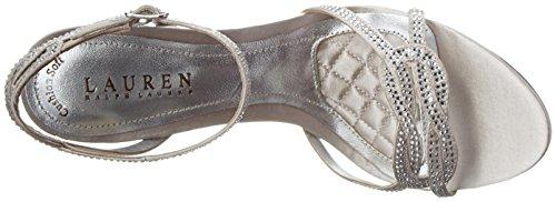 Lauren Ralph Lauren Stephanie Dress Sandal silver