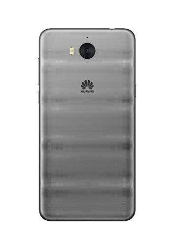 Huawei Y6 2017 SIM doble 4G 2GB Gris   Smartphone (12 7 cm (5