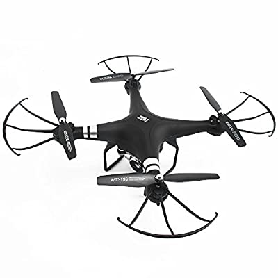 Sedeta 2.4GHz UAV Drone Aircraft Quadcopter, HD Camera drones with fixed height ABS 6 Axis Gyro Wifi 4 Channel Intelligent High Performance Premium Camera Drones