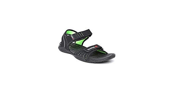 736ced40c36 Reebok Men Black Z Connect Sports Sandals (9 UK)  Buy Online at Low Prices  in India - Amazon.in