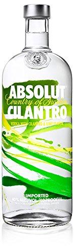 Absolut Cilantro Wodka  (1 x 0.75 l)