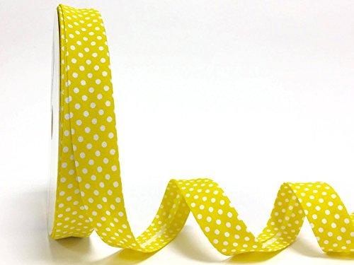 De color dorado de lunares 18 mm de satén de Fany en relieve de mujer con 3 m longitud (N.B, este es un corte de rollo de)