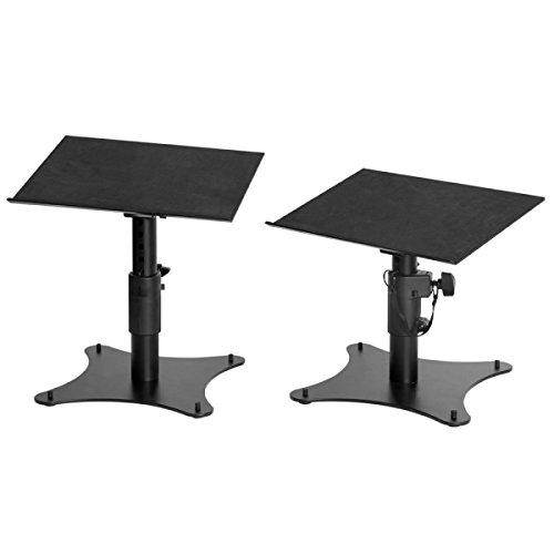 OnStage Desktop Monitor Stands - Plattform Top Basis