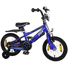 Little Dax bicicletta per bambini Timmy, 12/14/16/18pollici, freno a contropedale 35,6cm (14pollici)