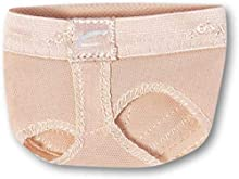 Capezio Foot Thong For Ballet Dance H07 Footundeez, Nude, M