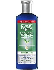 Naturaleza y Vida Shampooing anti-chute rafraîchissant - 300 ml
