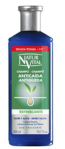 Naturaleza y Vida Shampoo Anticaduta Rinfrecante - 300 ml