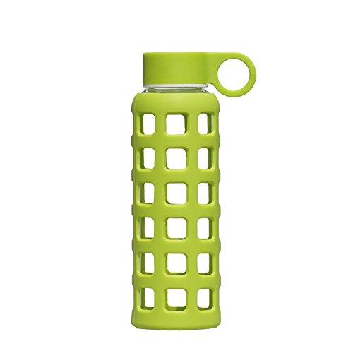 LOBZON KH-8012- botella de agua, 340g, respetuosa con el medio amb