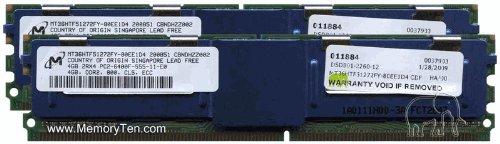 8GB (2x 4GB) Apple Xserve DDR2-800PC2-6400FB-DIMM segunda mano  Se entrega en toda España