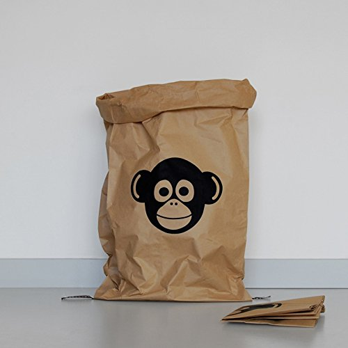 Papiersack 'Monkey'