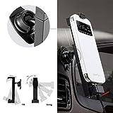 MFI iPhone Autohalterung, Sinjimoru iPhone Halterung mit USB Ladegerät/ Handyhalterung Auto inkl. MFI Lightning Kabel für iPhone 7 / 7 Plus / 6 / 6 plus / 5 / 5s / 5c. Sinji Car Kit, iPhone MFI Paket. - 5