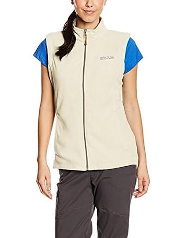 Regatta Women's Sweetness B/W II Fleece Jacket - Polar Bear/Parch, Size 20