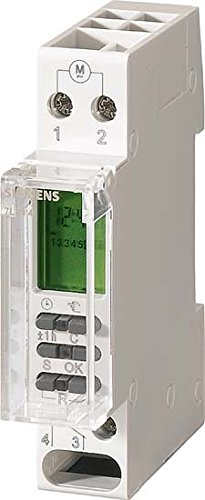 Siemens–Montre manœuvre Digital Mini 1canal 230VAC