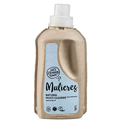 Mulieres Natural Organic Pure Multi limpiador sin