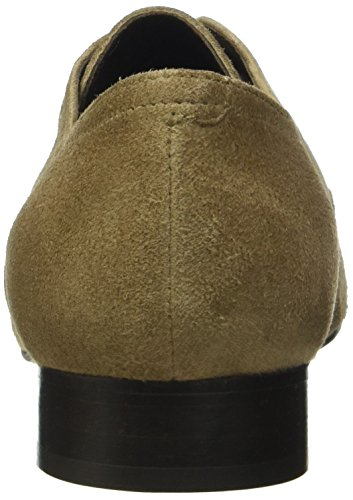 Buffalo London ES 30848 Kid Suede, Scarpe Stringate Donna Beige (Beige (Taupe 01))
