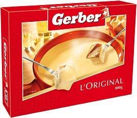 Käsefondue Gerber 800 gramm