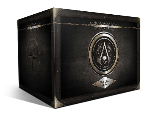 Assassin's Creed 4: Black Flag - Black Chest Edition (PS4)