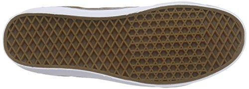 Vans Sk8-Hi Reissue, Sneakers Hautes Mixte Adulte Marron (Brown/Guate)