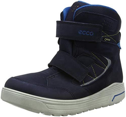 Ecco Unisex-Kinder URBAN Snowboarder Klassische Stiefel, Blau (Night Sky 50769), 39 EU