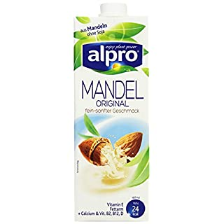 Alpro Drink Mandel, 8er Pack (8 x 1 l)