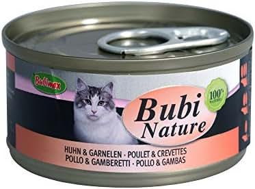 Bubimex : Bubi Nature Poulet & Crevette Pour Chat
